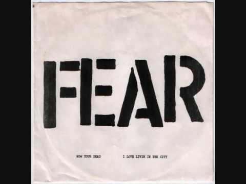 "Fear-""Now Your Dead"""