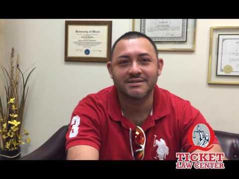 Testimonio: Caso de DUI Ganado por el abogado de Choferes de Miami Albert Quirantes