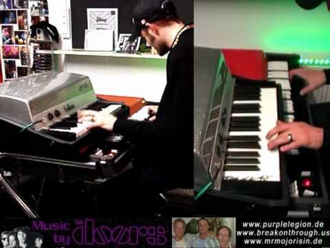 Fender Rhodes Piano Bass + VOX Continental Organ - Medley of 15 Doors Songs by ThomasVogt (Keyton)