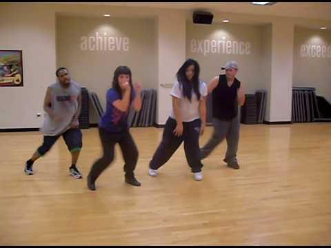 Party People by Missy Elliot(Toni's Choreography)