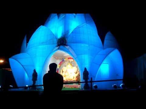 Lotus temple @ Amravati