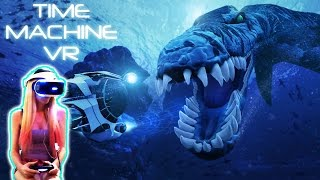 Time Machine VR (PS4 PSVR) Gameplay Part 1 w/ commentary
