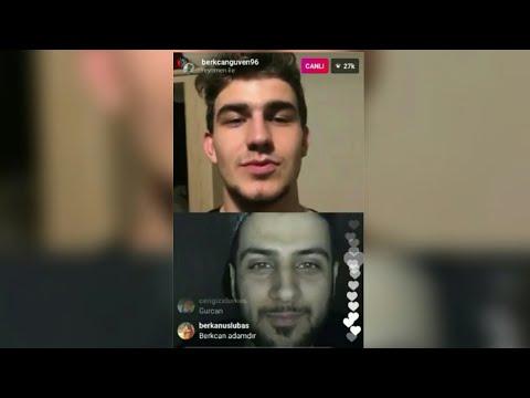 Reynmen,Berkcan Güven Ortaklaşa Canlı Yayın -Birlikte  Voyovoy Söylediler (Yeni Video Duyurusu)