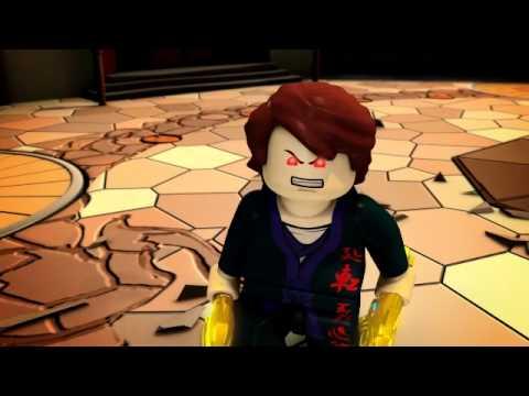 Lego ninjago kortfilm 6 kamp mellom br dre youtube - Lego ninjago 6 ...
