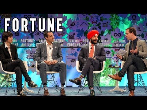 Global Forum 2018: Pioneering AI Innovation I Fortune