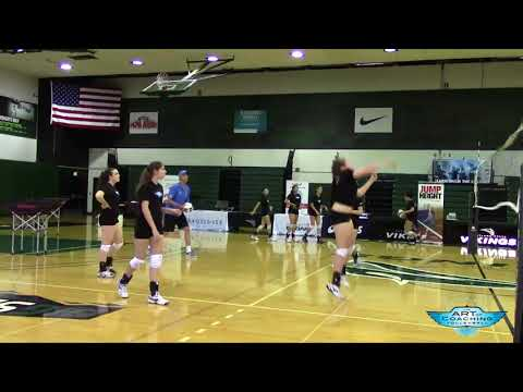 Mike Sealy - Setter Fatigue Drill - Courtesy of The Art of Coaching