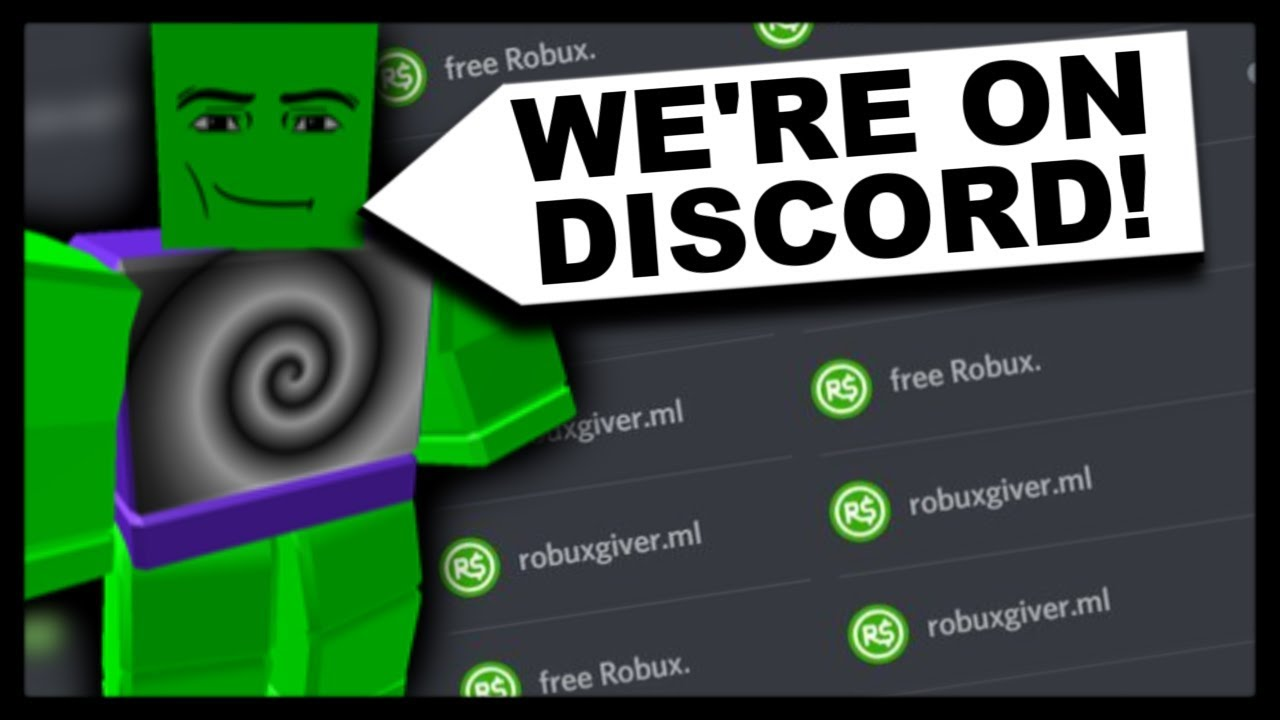 Roblox Friend Request Bot Scambots On Discord You Re Joking Discussion Roblox Amino