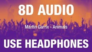 Baixar Martin Garrix - Animals | 8D AUDIO