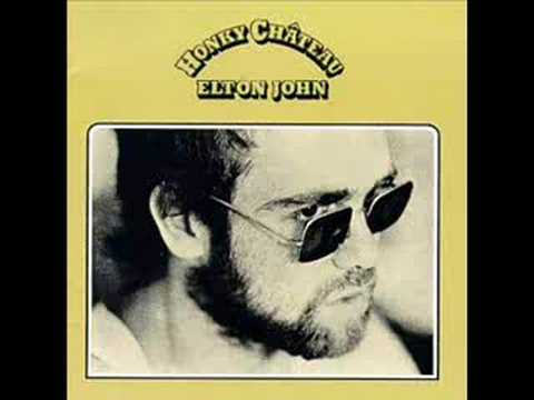 Rocket Man  Elton John Honky Chateau 5 of 10