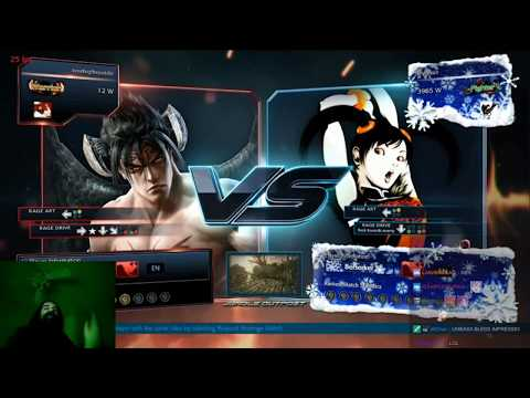 Aris Plays Tekken 7 Ranked   Devil Jin? You Mean Diablo Jim