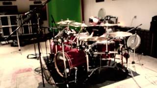 Megadeth at Vic's Garage - Studio Update #5 January 2013