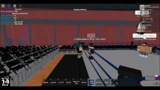 Roblox VPW Ro-Wrestling Match