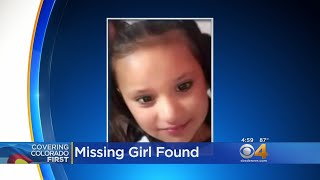 Missing Aurora Girl Found Safe More Than 2 Miles From Home