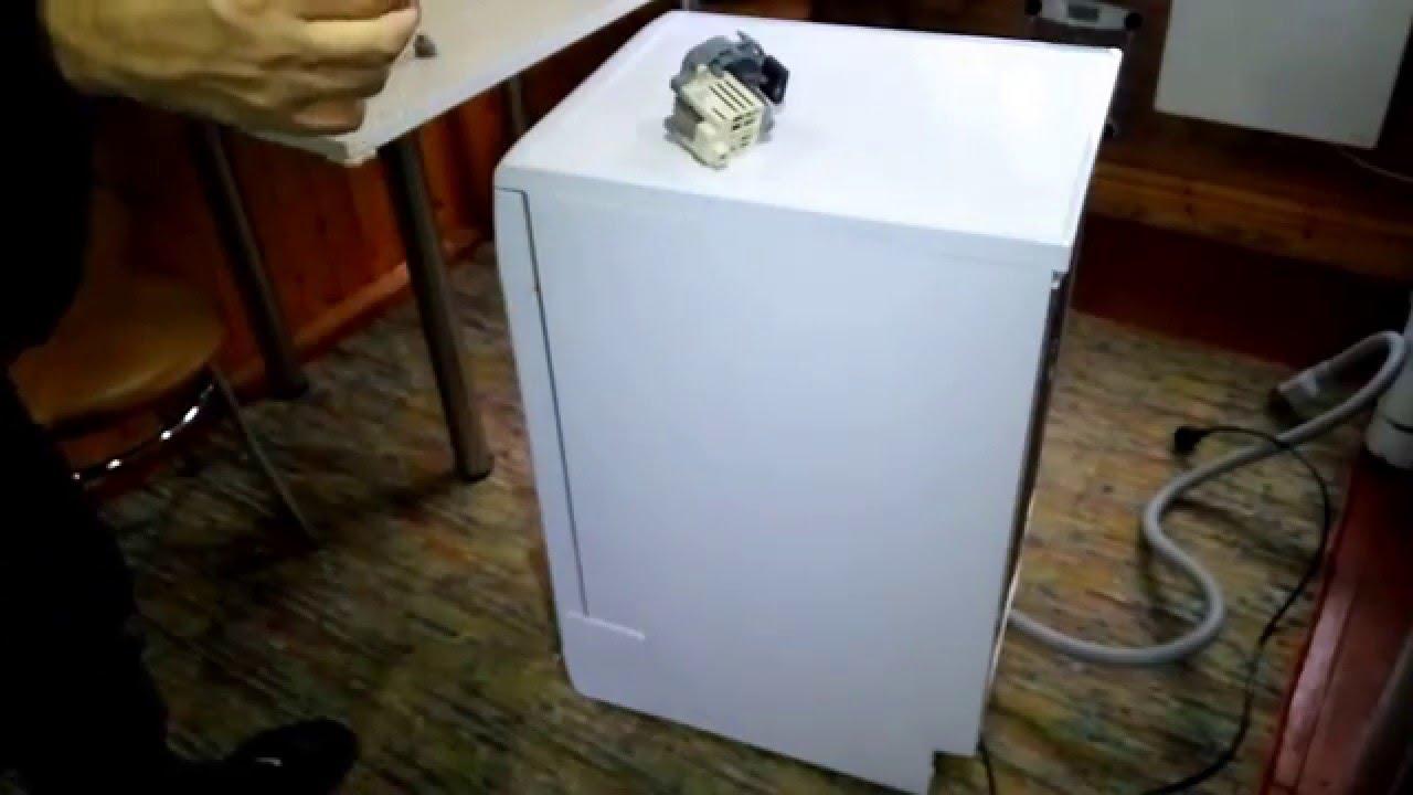 посудомоечная машина idl 42 схема блока управления