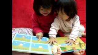 島田由佳的包姆與凱羅系列繪本,內容豐富非常有趣,其中購物記是海琍的最...