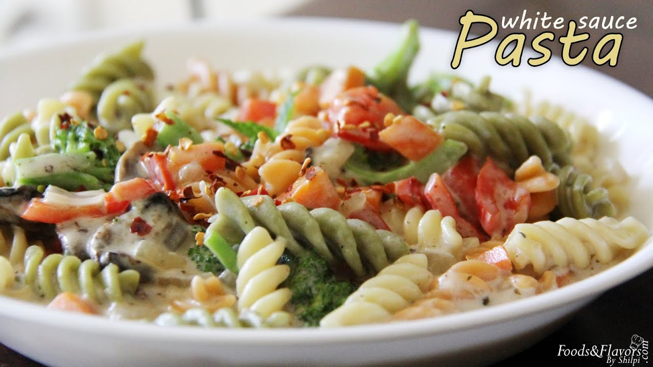 Pasta in white sauce cheesy vegetable pasta easy kids snacks pasta in white sauce cheesy vegetable pasta easy kids snackslunch box breakfast recipes youtube forumfinder Choice Image