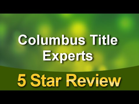 Columbus Title Experts Columbus Perfect Five Star Review by Google User