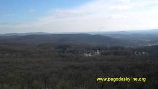 Wm Penn Memorial Fire Tower Camera 2 Timelapse December 28