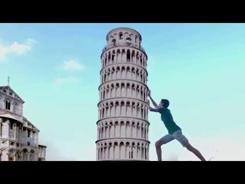 Tower of Pisa Collapse