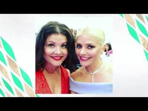 Holly wins 'TV Personality of the Year'   8th June 2016