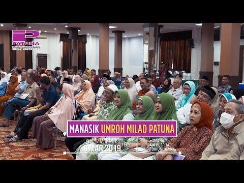 PATUNA TRAVEL - Testimoni Bp. Alvin & Keluarga, Jamaah Haji Patuna 2020-2026.