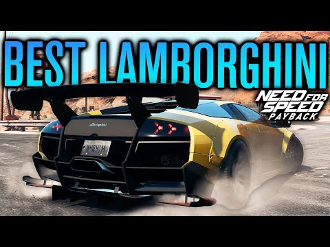 Need for Speed Payback Let's Play | THE BEST LAMBORGHINI! | Episode 15