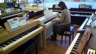 【サウンドで選ぶ!旧品番】10万円クラスの電子ピアノの聴き比べをしてみました。カワイ/CN25 thumbnail