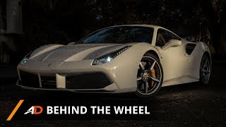 2017 Ferrari 488 GTB - Behind the Wheel