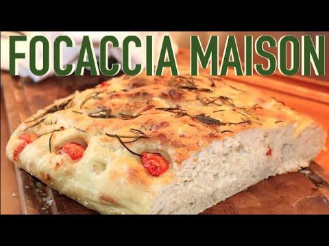focaccia-maison-&-facile---pain-italien-croustillant-à-la-tomate,-ail-&-romarin---recette-#237