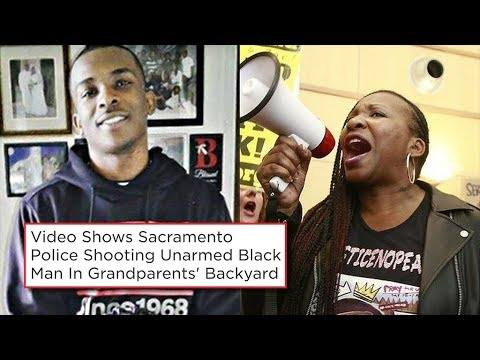 Stephon Clark Shot By Police In South Sacramento ... Was It Racial Discrimination?