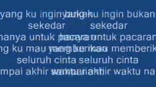 Yovie And The Nuno Sai Akhir Waktu wmv