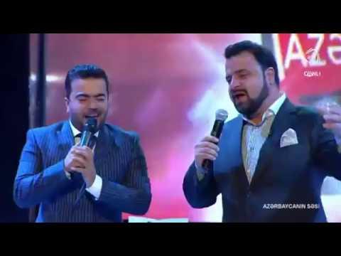 Samir Ceferov and Sadiq Malikov