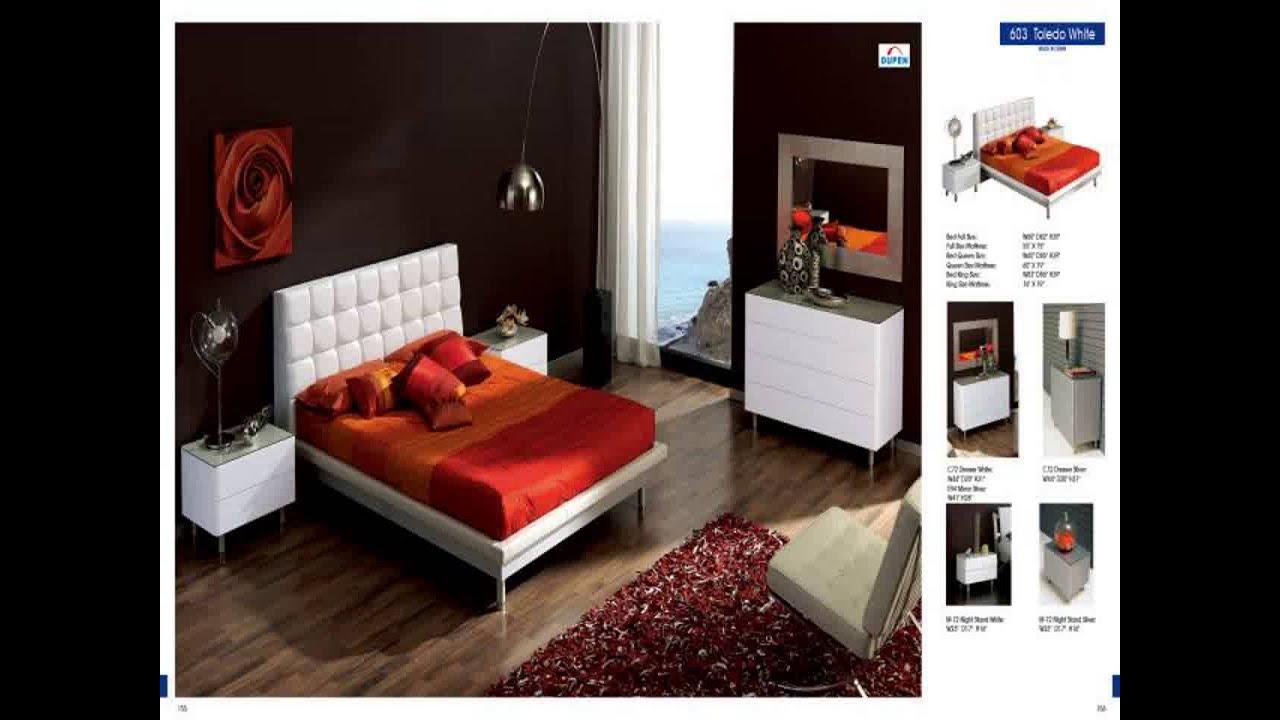 small bedroom furniture arrangement ideas - YouTube