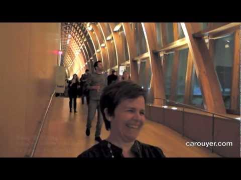 1st Thursdays event at the Art Gallery of Ontario (AGO), Kelly McKinley Interview