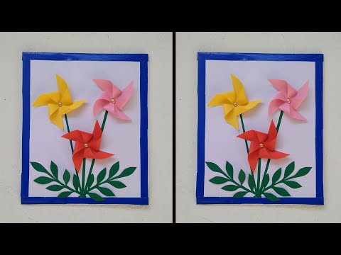 beautiful-handmade-wall-decoration-ideas-||-diy-wall-hanging-||-easy-craft-ideas-for-kids