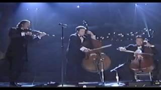 Prez Bill Clinton: Mark O'Connor w. Yo-Yo Ma & Edgar Meyer