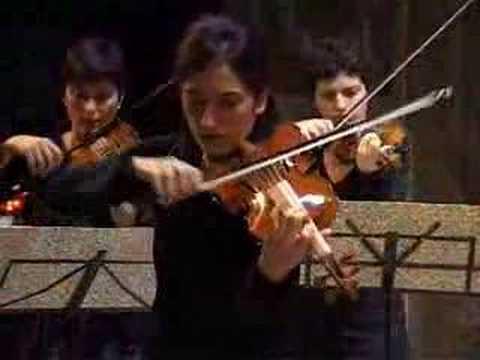 Vivaldi, Autunno, 3: Allegro