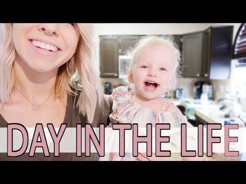 STAY AT HOME MOM DAY IN THE LIFE 2018 / Baking + Giveaway!