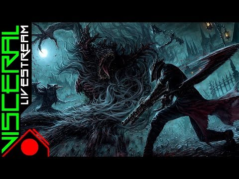 [🔴] Bloodborne - Bora COOP!!! A live é de vcs :D Senha: pavp123 (global)
