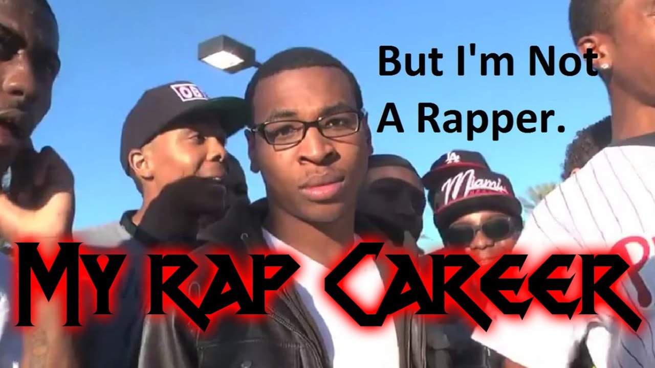 But I'm not a rapper - YouTube
