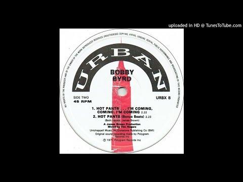 Bobby Byrd - Hot Pants (Bonus Beats)