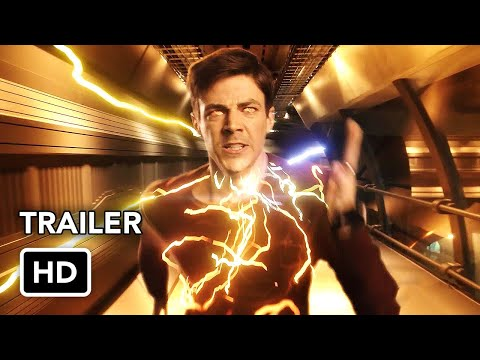 "The Flash Season 7 ""Run"" Trailer (HD)"