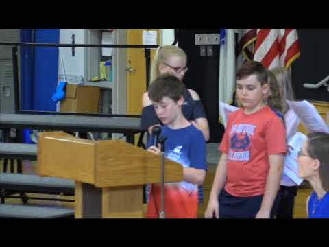 Berlin Memorial School Memorial Day Program '18