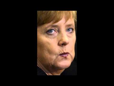 IS GERMANY'S ANGELA MERKEL- REALLY HITLERS DAUGHTER?