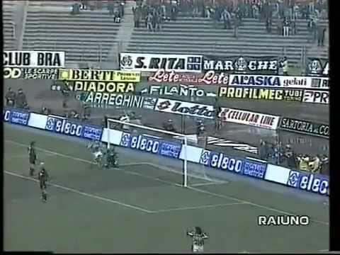 Juventus - Cagliari 4-1 - Campionato 1995-96 - 21a giornata