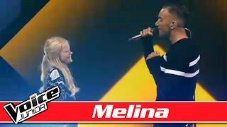 Joey Moe og Melina optræder - Voice Junior Danmark - Program 5 - Sæson 2