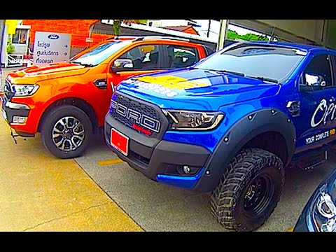 2016 2017 Ford Ranger Custom Modified