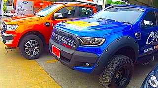 2016, 2017 Ford Ranger custom modified