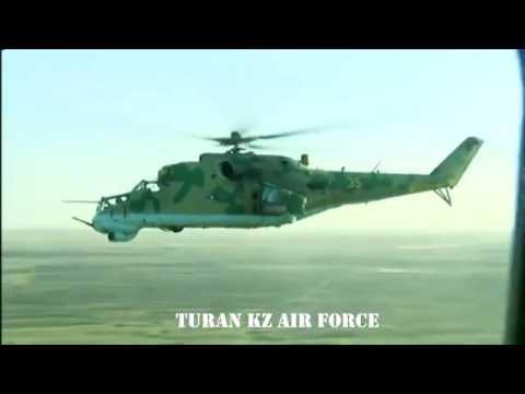 Казахская Мощь / Kazakh Force