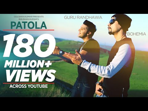 Patola Full Song Guru Randhawa  Bohemia  TSeries